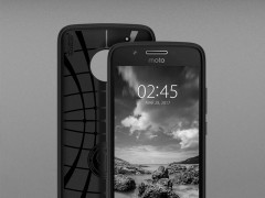 قاب محافظ اسپیگن Spigen Rugged Armor Case For Motorola Moto G5 Plus