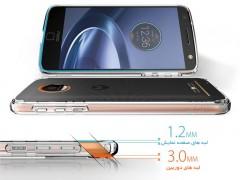 قاب محافظ اسپیگن Spigen Ultra Hybrid Case For Motorola Moto Z Force Droid