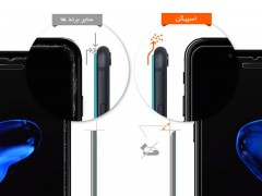 محافظ صفحه نمایش گلس اسپیگن Spigen GLAS.tR Slim HD Screen Protector For Apple iPhone 7