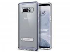قاب محافظ اسپیگن Spigen Crystal Hybrid Case For Samsung Galaxy Note 8
