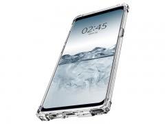 قاب محافظ اسپیگن Spigen Crystal Shell Case For Samsung Galaxy Note 8