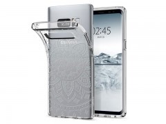 قاب محافظ اسپیگن Spigen Liquid Crystal Shine Case For Samsung Galaxy Note 8