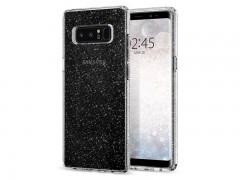 قاب محافظ اسپیگن Spigen Liquid Crystal Glitter Case For Samsung Galaxy Note 8