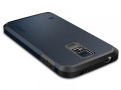 قاب محافظ اسپیگن Spigen Tough Armor Case For Samsung Galaxy S5