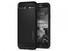 قاب محافظ اسپیگن Spigen Rugged Armor Case For Samsung Galaxy J7 Perx