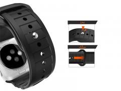 بند اپل واچ اسپیگن Spigen Rugged Band For Apple Watch 42mm