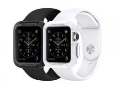 قاب محافظ اپل واچ اسپیگن Spigen Rugged Armor Case For Apple Watch 1&2 38mm