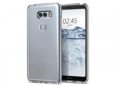 قاب محافظ اسپیگن Spigen Liquid Crystal Case For LG V30