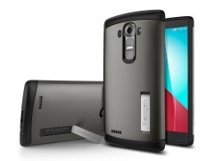 قاب محافظ اسپیگن Spigen Slim Armor Case For LG G4