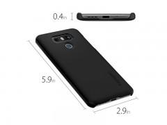 قاب محافظ اسپیگن Spigen Jet White™ Fit Case For LG G6