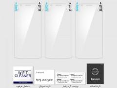 محافظ صفحه نمایش اسپیگن Spigen Crystal Screen Protector For Nexus 6