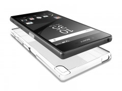 قاب محافظ اسپیگن Spigen Air Capsule Case For Sony Xperia Z5
