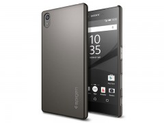 قاب محافظ اسپیگن Spigen Thin Armor Case For Sony Xperia Z5