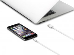 کابل شارژ و انتقال داده لایتنینگ اسپیگن Spigen Lightning Cable for iPhones / iPad Mini / iPad Air