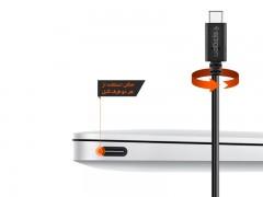کابل شارژ و انتقال داده تایپ سی به تایپ سی اسپیگن Spigen USB-C to USB-C Cable