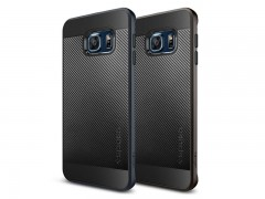 قاب محافظ اسپیگن Spigen Neo Hybrid Carbon Case For Samsung Galaxy S6 Edge Plus