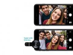 لنز فیش آی و واید و ماکرو گوشی موبایل اسپیگن Spigen 3 in 1 Camera Lens for Smartphone A400