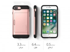 قاب محافظ اسپیگن Spigen Slim Armor CS Case Fo Apple iPhone 8