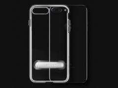 قاب محافظ اسپیگن Spigen Crystal Hybrid Case For Apple iPhone 8