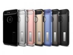 قاب محافظ اسپیگن Spigen Slim Armor Case For Apple iPhone 8 Plus
