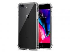 قاب محافظ اسپیگن Spigen Crystal Shell Case For Apple iPhone 8