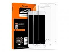 محافظ صفحه نمایش گلس اسپیگن Spigen GLAS.tR Slim HD Screen Protector For Apple iPhone 8