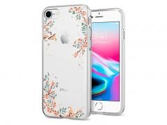 قاب محافظ اسپیگن Spigen Liquid Crystal Nature Case For Apple iPhone 8