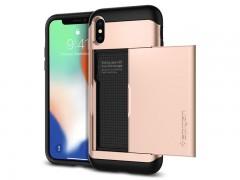قاب محافظ اسپیگن Spigen Slim Armor CS Case For Apple iPhone X