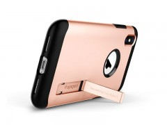 قاب محافظ اسپیگن Spigen Slim Armor Case For Apple iPhone X