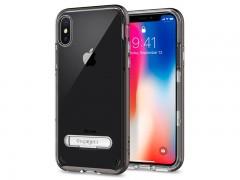قاب محافظ اسپیگن Spigen Crystal Hybrid Case For Apple iPhone X
