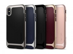 قاب محافظ اسپیگن Spigen Neo Hybrid Case For Apple iPhone X