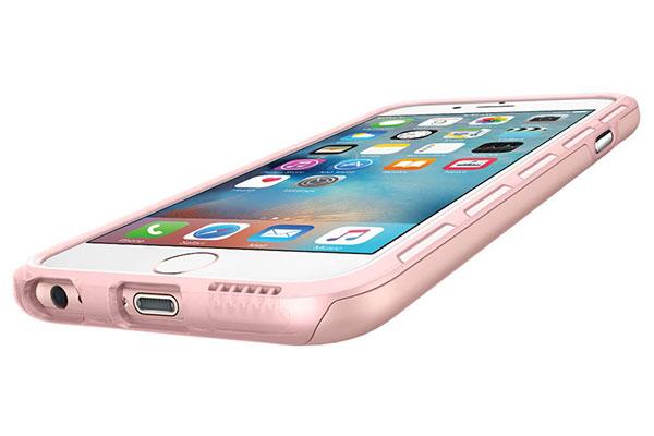 قیمت خرید قاب محافظ تین فیت هیبرید thin fit hybrid اورجینال اسپیگن گوشی اپل ایفون 6 اس