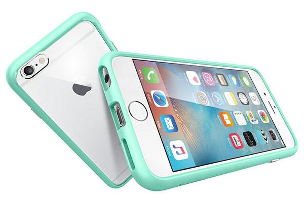 قیمت خرید قاب محافظ الترا هیبرید ultra hybrid اورجینال اسپیگن گوشی اپل ایفون 6 اس