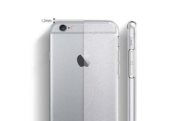 قیمت خرید قاب محافظ ژله ای طرح دارلیکوئید کریستال شاین liquid crystal shine اورجینال اسپیگن برای گوشی های اپل ایفون 6 و 6 اس