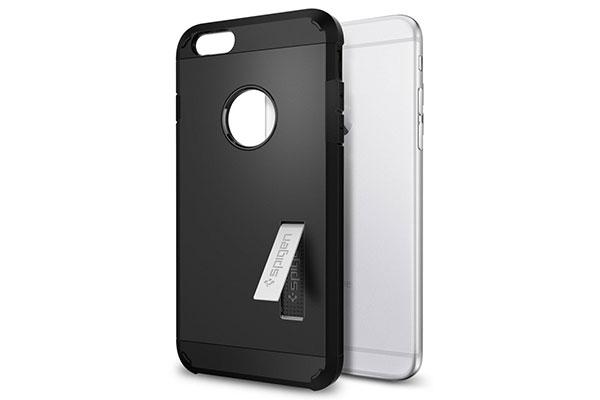 قیمت خرید قاب محافظ تاف ارمور tough armor اورجینال اسپیگن گوشی اپل ایفون 6 اس پلاس