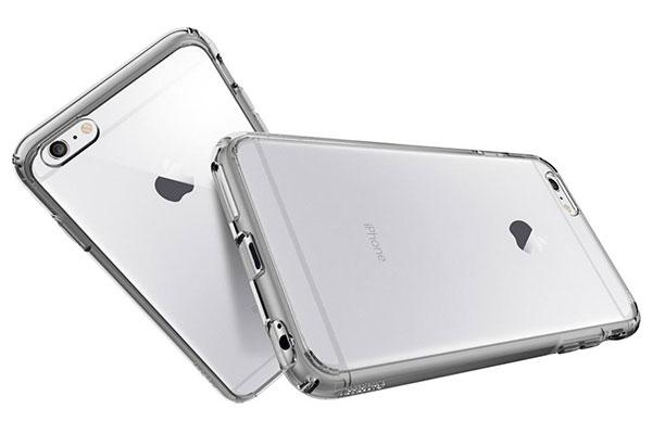 قیمت خرید قاب محافظ الترا هیبرید Ultra Hybrid اورجینال اسپیگن گوشی اپل ایفون 6 اس پلاس