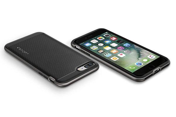 قیمت خرید قاب محافظ نئو هیبرید Neo Hybrid اورجینال اسپیگن برای گوشی اپل ایفون 7 پلاس