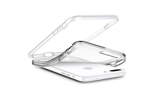 قیمت خرید قاب محافظ نئو هیبرید کریستال Neo Hybrid Crystal اورجینال اسپیگن برای گوشی اپل ایفون 7 پلاس