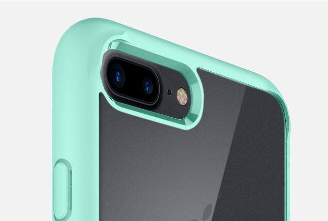 قیمت خرید قاب محافظ الترا هیبرید 2 Ultra Hybrid 2 اورجینال اسپیگن برای گوشی اپل ایفون 7 پلاس