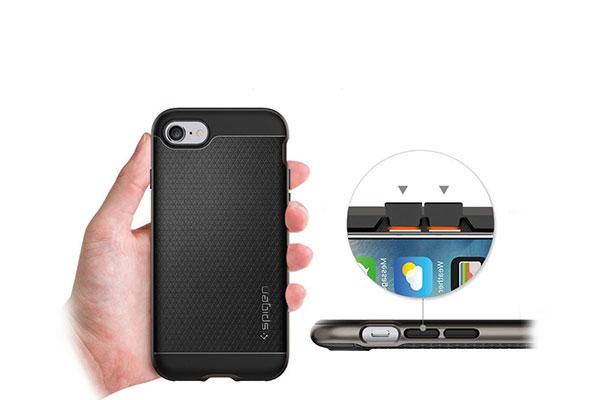 قیمت خرید قاب محافظ نئو هیبرید Neo Hybrid اورجینال اسپیگن برای گوشی اپل ایفون 7