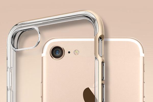 قیمت خرید قاب محافظ نئو هیبرید کریستال Neo Hybrid Crystal اورجینال اسپیگن برای گوشی اپل ایفون 7
