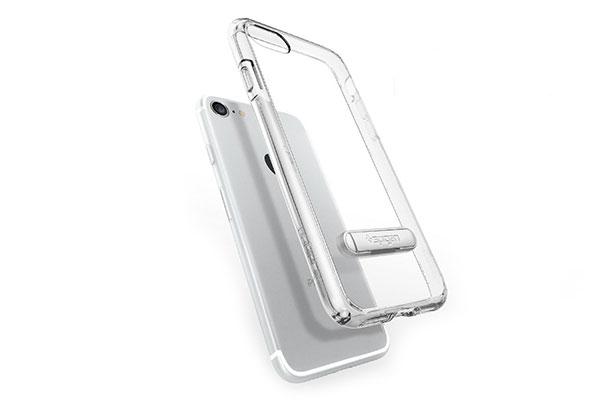 قیمت خرید قاب محافظ الترا هیبرید اس Ultra Hybrid S اورجینال اسپیگن برای گوشی اپل ایفون 7