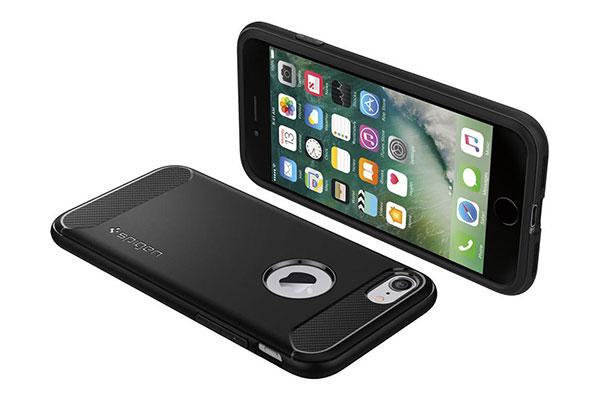 قیمت خرید قاب محافظ رگ ارمور Rugged Armor اورجینال اسپیگن برای گوشی اپل ایفون 7