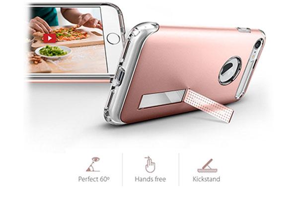 قیمت خرید قاب محافظ اسلیم ارمور Slim Armor اورجینال اسپیگن برای گوشی اپل ایفون 7 پلاس