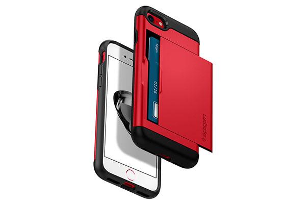 قیمت خرید قاب محافظ اسلیم ارمور سی اس Slim Armor CS اورجینال اسپیگن برای گوشی اپل ایفون 7