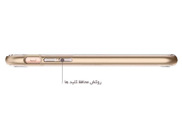 قیمت خرید قاب محافظ نئو هیبرید کریستال 2 Neo Hybrid Crystal 2 اورجینال اسپیگن برای گوشی اپل ایفون 8