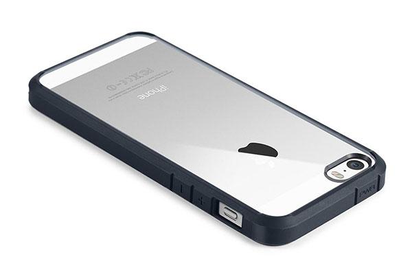 قیمت خرید قاب محافظ الترا هیبرید ultra hybrid اورجینال اسپیگن برای گوشی های اپل آیفون 5 و 5 اس