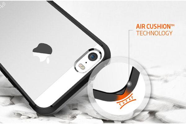 قیمت خرید قاب محافظ الترا هیبرید Ultra Hybrid اورجینال اسپیگن برای گوشی اپل ایفون اس ای se
