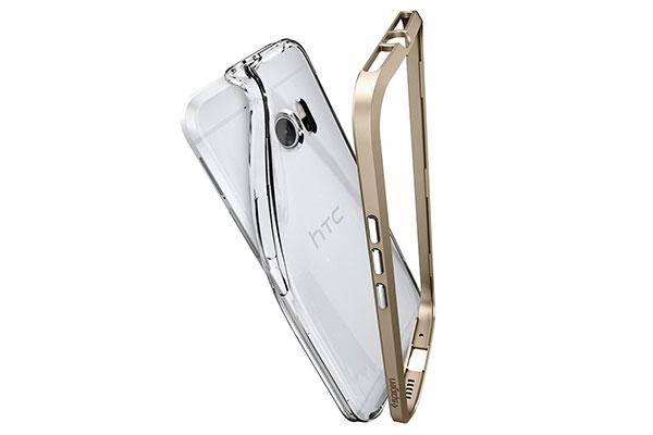 قیمت خرید قاب محافظ نئو هیبرید کریستال Neo Hybrid Crystal اورجینال اسپیگن برای گوشی اچ تی سی 10