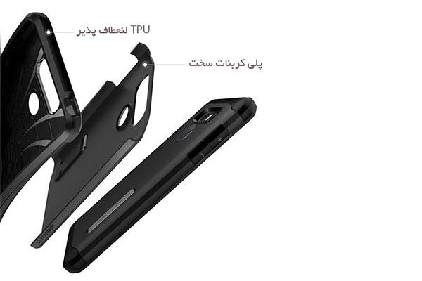 قیمت خرید قاب محافظ اسلیم آرمور slim armor اورجینال اسپیگن برای گوشی ال جی جی 6